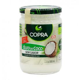 Óleo De Coco Sem Sabor 500 ml