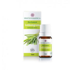 Óleo Essencial De Lemongrass 10ml - PHYTOTERÁPICA