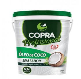 Óleo de Coco sem sabor 3,2L