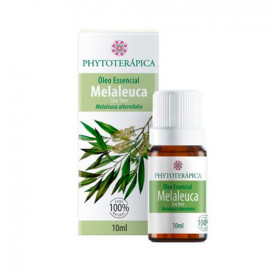 Óleo Essencial de Melaleuca (Tea Tree) (Melaleuca Alternifolia) 10ML