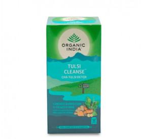 organic india - infusão bio tulsi cleanse