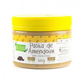 Pasta De Amendoim Cacau Nibs 300g