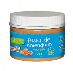 Pasta De Amendoim Protein 300g