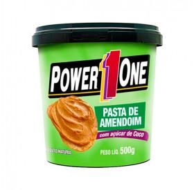 Pasta De Amendoim Com Açúcar De Coco 500g