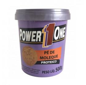 Pasta de Amendoim Pé de Moleque Proteico 500g