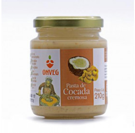 Pasta de Coco Cremosa 210g