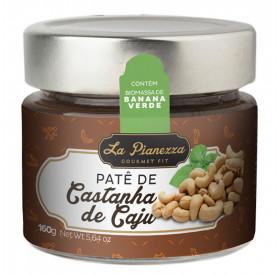 Pasta (Patê) de Castanha de Caju La Pianezza 160 g