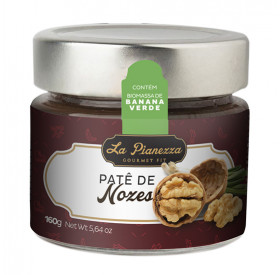 Pasta (Patê) de Nozes La Pianezza 160 g