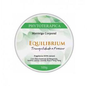 Manteiga Corporal Equilibrium (Tranquilidade e Frescor) 100gr Phytoterápica