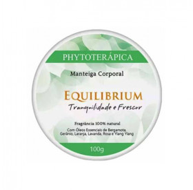 phytoterápica - manteiga corporal - equilibrium