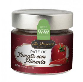 Pasta (Patê) de Tomate com Pimenta La Pianezza 160g