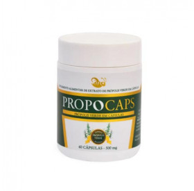propocaps - propolis verde em cápsula
