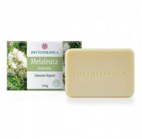 Sabonete Vegetal De Melaleuca 100g - Phytoterápica