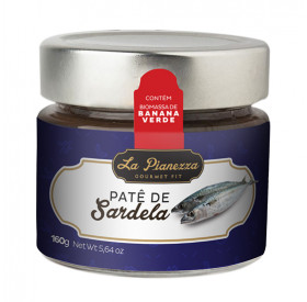 Pasta (Patê) de Sardela La Pianezza 160g