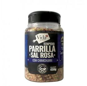 TEMPERO PARRILLA SAL ROSA COM CHIMICHURRI