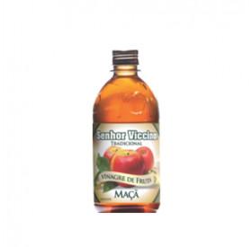 Vinagre de Maça - Açúcar Mascavo - Senhor Viccino 500ml