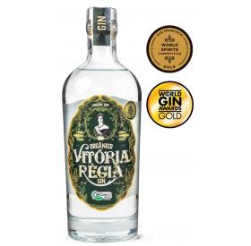 Gin Vitória Régia Orgânico 44% Acol. Vol 750ml